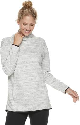 Tek Gear Women's Oversized Fleece Sweatshirt