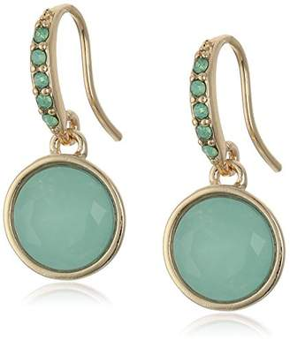 "lonna & lilly Classics"" Gold-Tone/ Hoop Earrings"