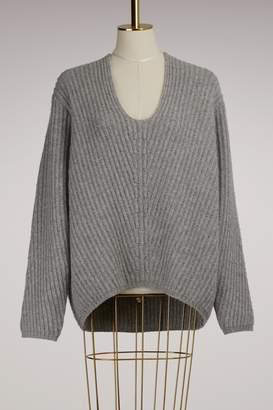 Acne Studios Wool Deborah Cardigan