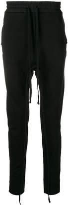 Thom Krom drop crotch track pants