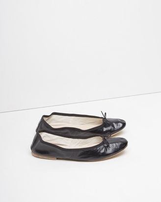 Porselli Ballet Flat $225 thestylecure.com