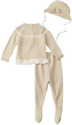 Juliana 3Pc Sweater Set