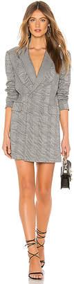 Donna Mizani Nixon Blazer Dress