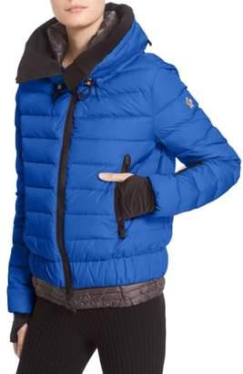 Moncler 'Vonne' Nylon Down Puffer Jacket