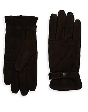 Barbour Men's Leather Gloves