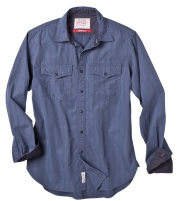Draven Men's Long sleeves Top Blue