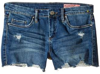 Blank NYC Kids Denim Distressed Cut Off Shorts Girl's Shorts