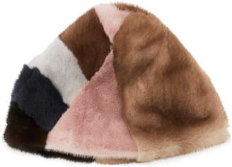 Albertus Swanepoel Delaneau Mink Hat