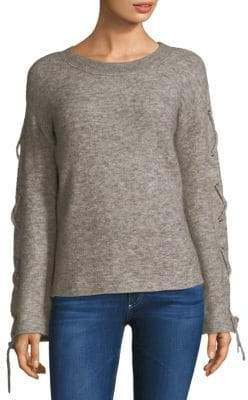 n:Philanthropy Amy Lace-Up Sweater