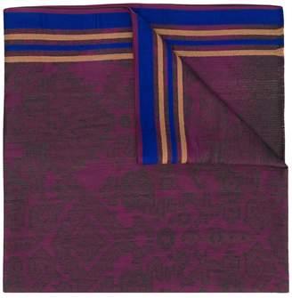 Etro knit scarf