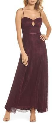 Jill Stuart Lace Gown