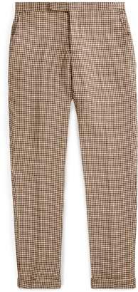 Ralph Lauren Polo Houndstooth Suit Trouser