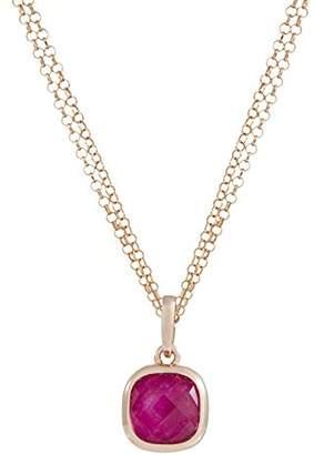 Bronzallure Necklace Chain Bronze Quartz WSBZ00551.FQC 50 cm