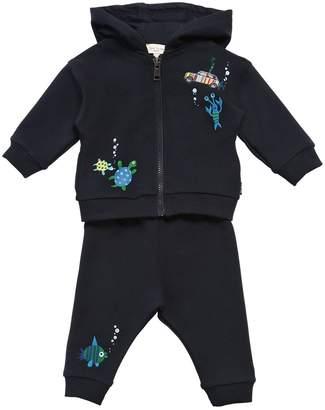 Paul Smith Cotton Fleece Sweatshirt & Sweatpants