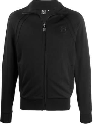 zipped sports jacket