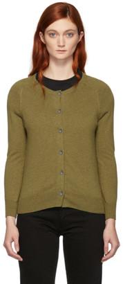Etoile Isabel Marant Tan Napoli Regular Knit Cardigan