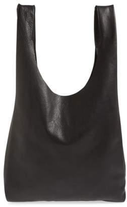 Baggu Leather Tote