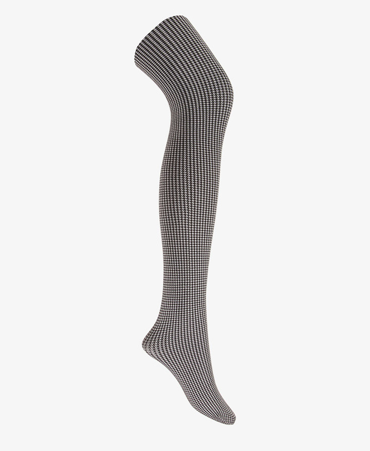 Forever 21 Retro Houndstooth Tights