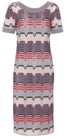 Missoni Brocade silk dress