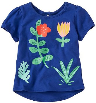 Toddler Hello World Tee In Supersoft Jersey $25 thestylecure.com