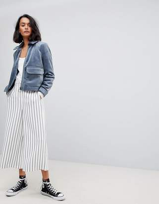 Vero Moda Striped Wide Leg PANTS