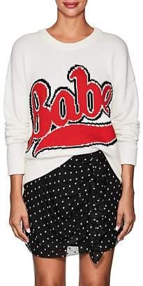 "Philosophy di Lorenzo Serafini Women's ""Babe"" Cotton Sweater"