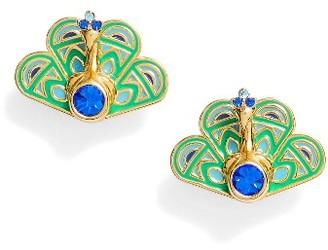 Women's Kate Spade New York Full Plume Stud Earrings $58 thestylecure.com