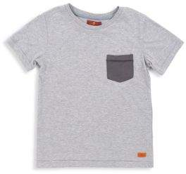7 For All Mankind Little Boy's& Boy's Pocket Tee