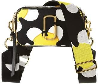 Marc Jacobs Snapshot Daisy Cross-Body Bag -Yellow Multi