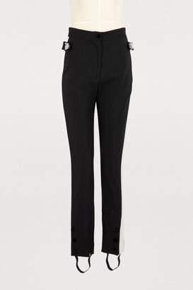 Dolce & Gabbana Striped leggings