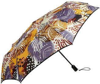 Vera Bradley Painted Feathers Umbrella