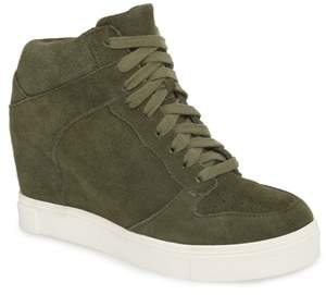 Steve Madden Noah Hidden Wedge Sneaker