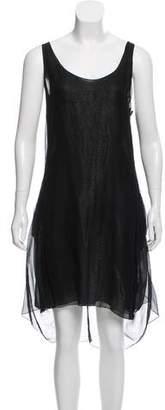 Vionnet Sleeveless Midi Dress