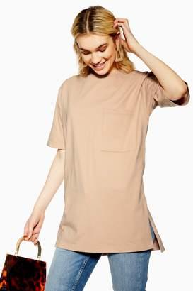 Topshop Boyfriend Pocket Oversized T-Shirt