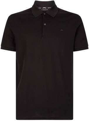 J. Lindeberg Logo Polo Shirt