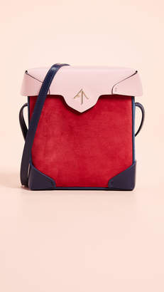 Atelier MANU Mini Pristine Box Bag