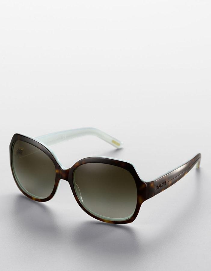 RALPH BY RALPH LAUREN EYEWEAR Large Glam Sunglasses