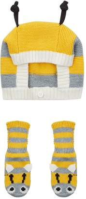 Stella McCartney Bumble Bee Hat and Shoes Set