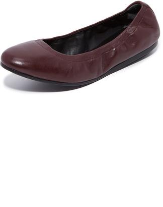 DKNY Alice Ballerina Flats $198 thestylecure.com