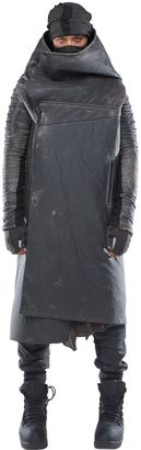 Forester Washed Neoprene Coat $849 thestylecure.com