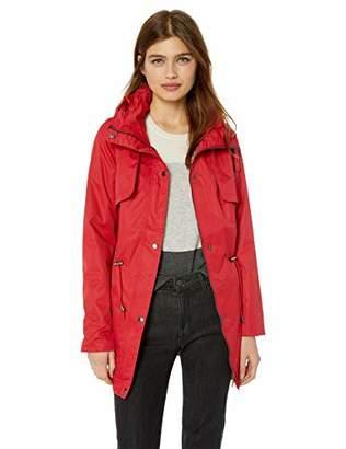 Yoki Women's Anorak Rain Jacket
