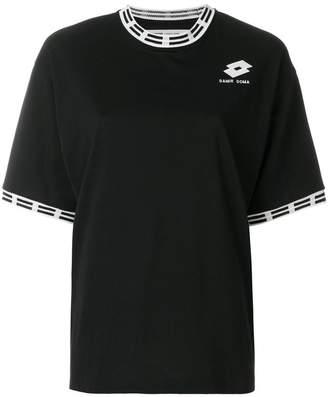 Damir Doma contrast trim T-shirt