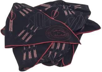 Valentino Multicolour Silk Scarves