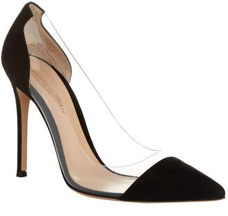 Gianvito Rossi Plexi Pumps 105