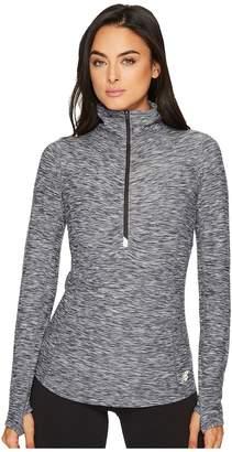 New Balance In Transit 1/2 Zip Women's Sweatshirt
