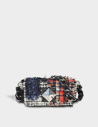 692ceadc84c8 Sonia Rykiel Le Copain Small Bag in Multi Tweed Patchwork