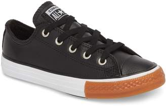 Converse Chuck Taylor(R) All Star(R) Ox Faux Leather Sneaker