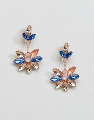 Johnny Loves Rosie Montanna Drop Earrings