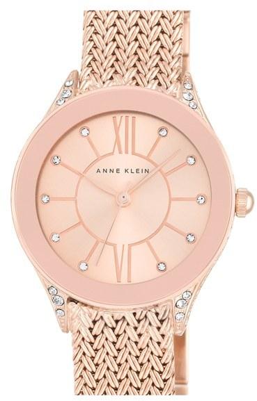 Anne KleinWomen's Anne Klein Mesh Strap Watch, 30Mm
