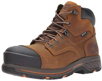 "Timberland Men's Helix HD 6"" Composite Toe Waterproof Industrial and Construction Shoe"